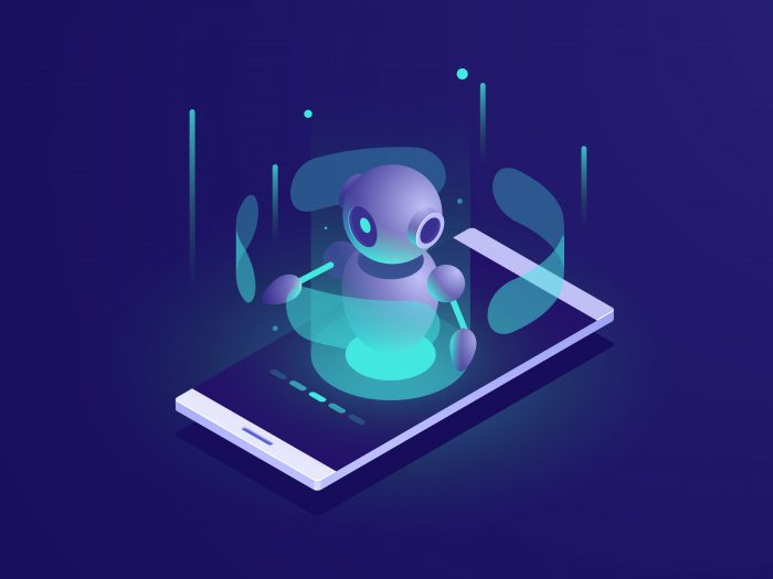 A chatbot for WeChat