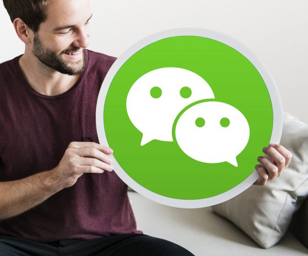 WeChat as a customer service tool