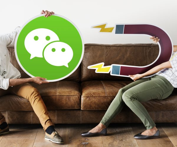 WeChat with multiple devices