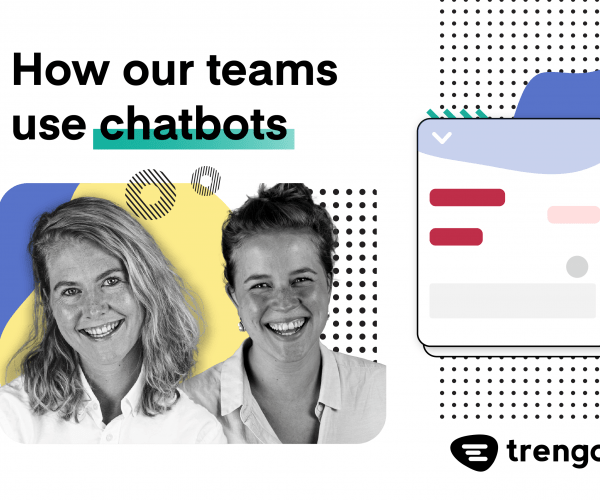 how our teams use chatbots