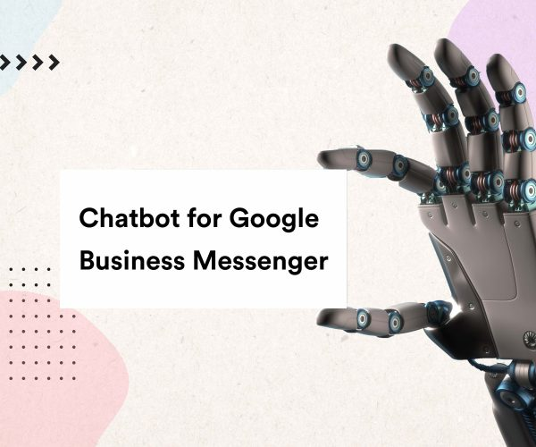 chatbot for google business messages