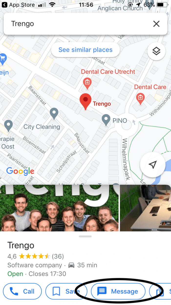 Google My Business for Customer Service