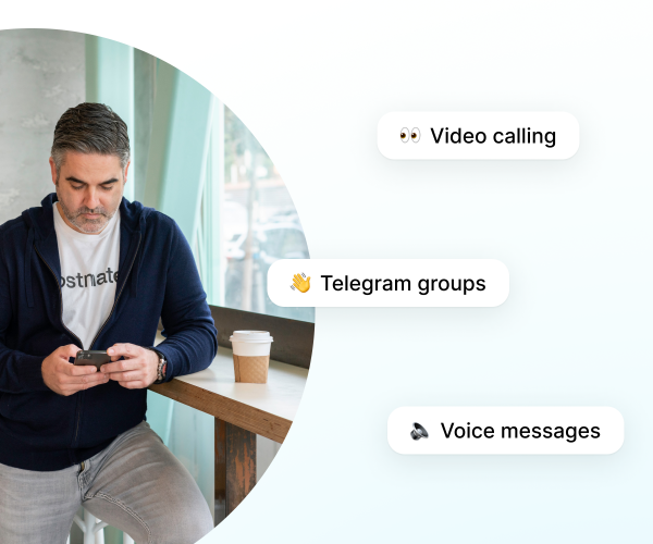 How to use Telegram as a customer service channel