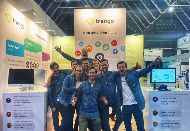 Great people from Trengo